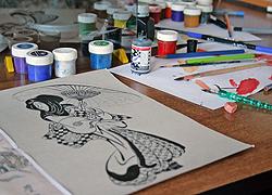 Мираж - Процесс творчества