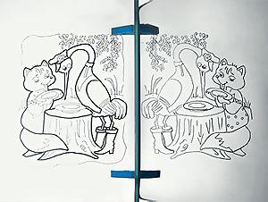 Изображение, полученное с помощью экрана Мираж точно копирует оригинал